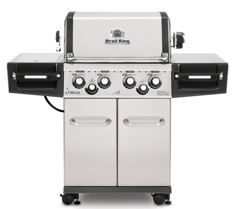 Plinski žar Broil King Regal S490