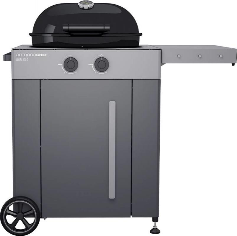 Plinski žar Outdoorchef Arosa 570 G Steel