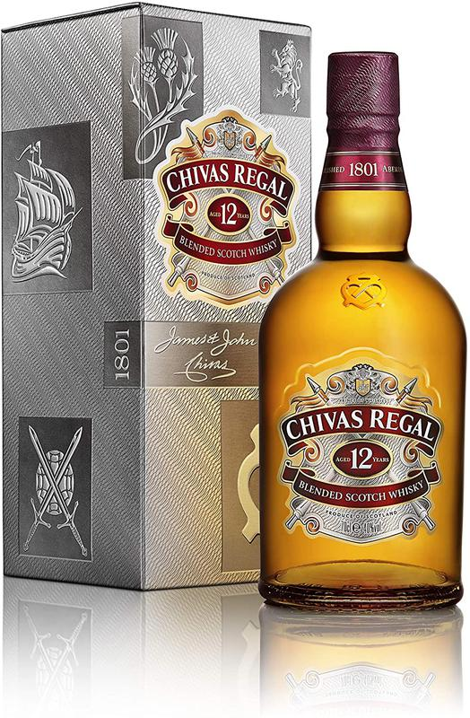 Viski Chivas Regal 12 let