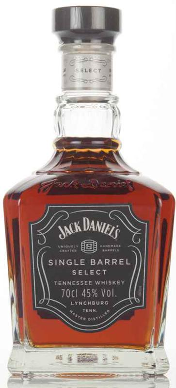Viski Jack Daniel's Single Barrel