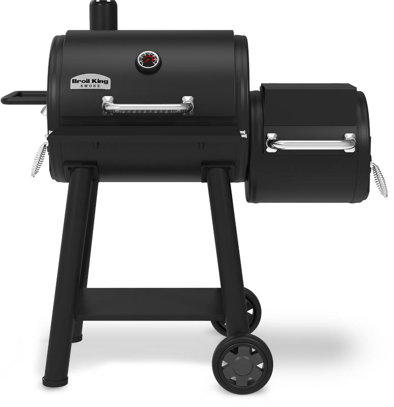 Smoker Broil King Smoke Offset 500