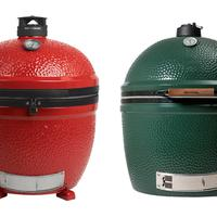 Primerjava cen Kamado Joe BigJoe in Big Green Egg Extra Large