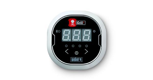 Bluetooth termometer Weber iGrill 2  7221  8d813ee697b2c